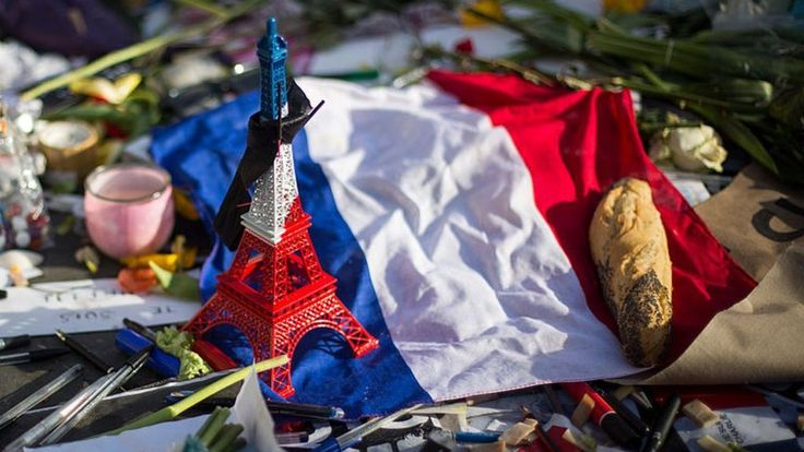 Lucy Williamson considers how the founding values of the French state - equality, fraternity, liberty - have been challenged by recent events.