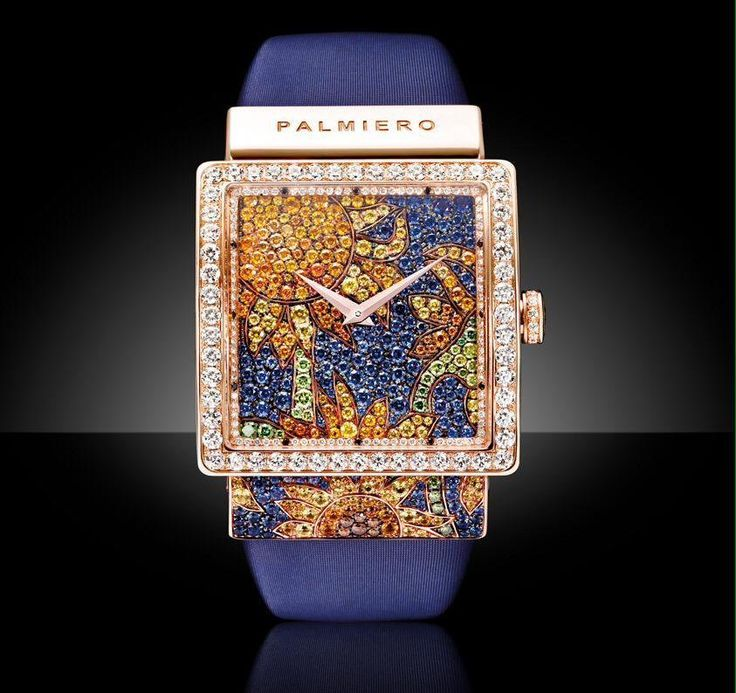 Diamond Watches Ideas This Palmiero Watch An Homage To
