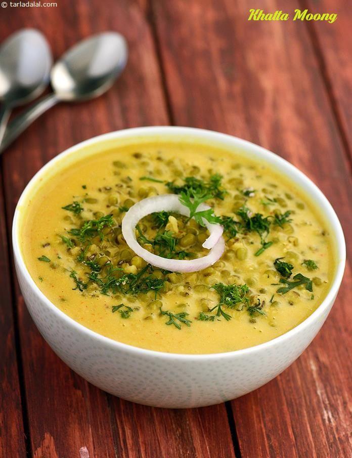 Khatta Moong (Gujarati Recipe)