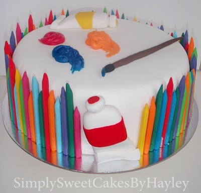 Birthday Cake Art And Craft : 381 best art show ideas images on Pinterest Art shows ...