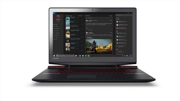 Notebook Gamer Lenovo Y700 17.3 Intel Core i7 16 GB DDR4 1TB Windows 10 $1.599.990