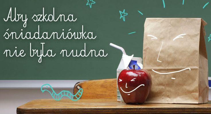 Śniadanie do szkoły nie musi być nudne! Kuchnia Lidla - Lidl Polska. #lidl #dzieci #porady
