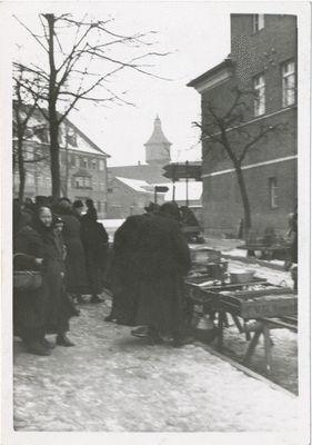 Ortelsburg, Fischmarkt