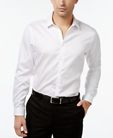 INC International Concepts Men's Jayden Non-Iron Shirt, Created for Macy's