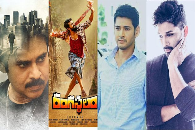 Telugu movies of 2018: There are no crazy projects left  Latest