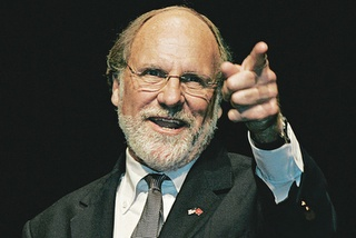 MF Global, Jon Corzine and the psychopath who brought its demise.
