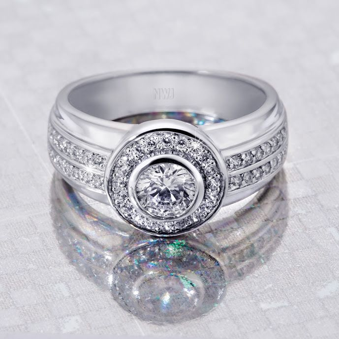Silver and Cubic Zirconia Ring R1,079  *Prices Valid Until 25 Dec 2013 #myNWJwishlist