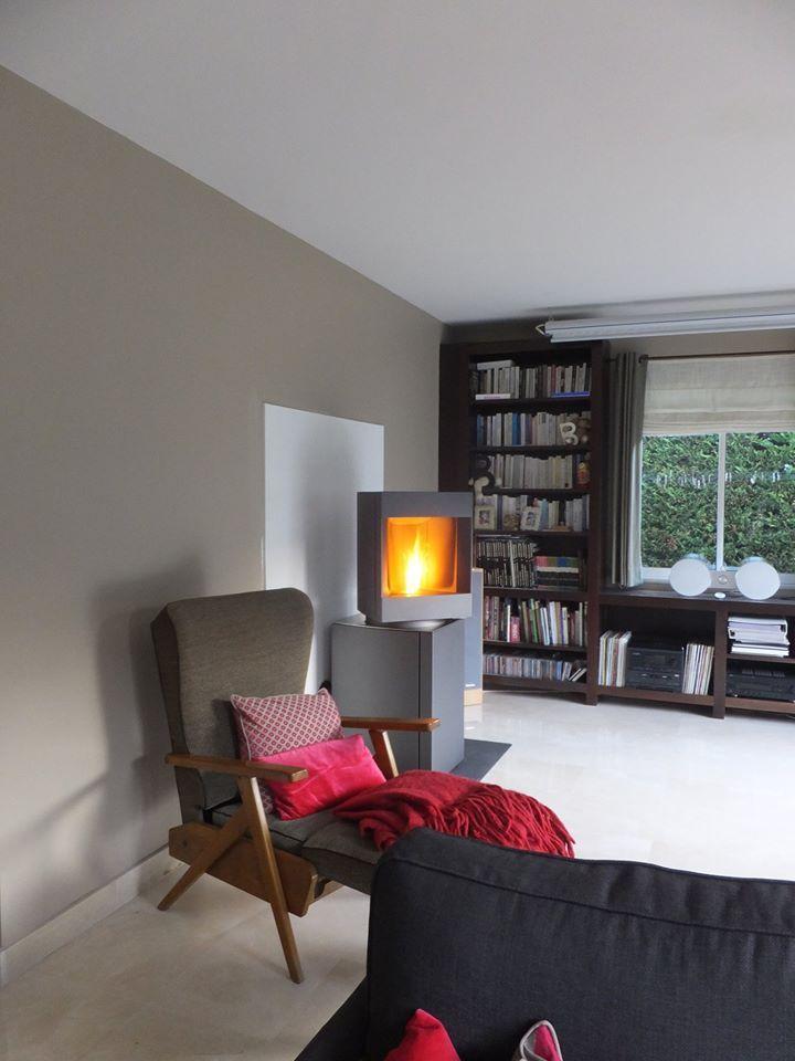 les 21 meilleures images propos de st v pellets p 10 sur pinterest foyers catalogue et. Black Bedroom Furniture Sets. Home Design Ideas