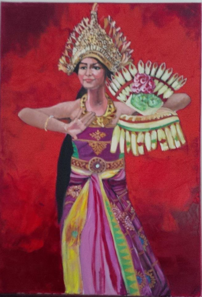Diva the Balinese Dancer