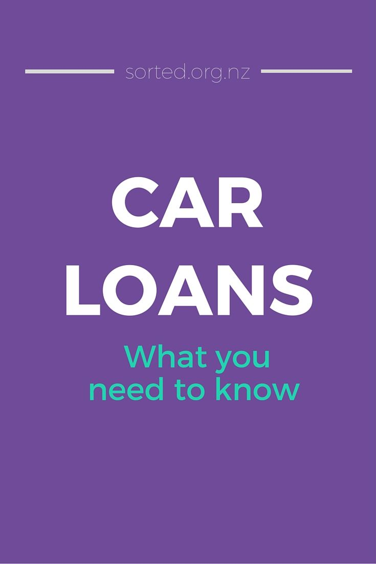 Most vehicles go down in value, not up. So borrowing to buy a car can have a serious impact on our finances. Here's what to consider when looking at getting a car loan.