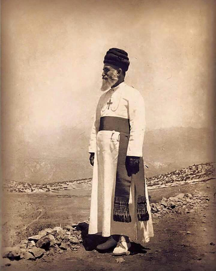 A beloved and saintly spiritual father of the Assyrian Church of the East in the 20th century.