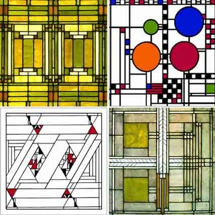 122 best images about frank lloyd wright stained glass on pinterest. Black Bedroom Furniture Sets. Home Design Ideas