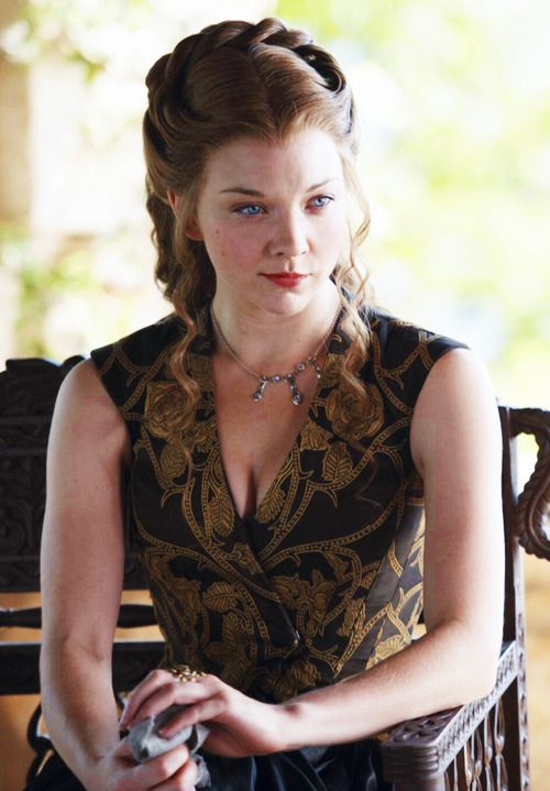 Natalie Dormer as Margaery Tyrell in Game of Thrones - season 4
