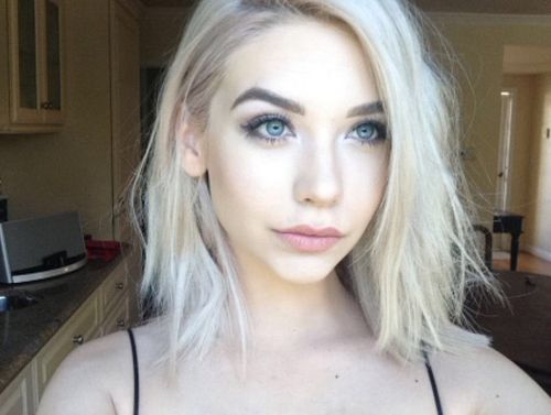Women Blonde Blue Eyes Long Hair Wavy Hair Portrait: 25+ Best Ideas About Arched Eyebrows On Pinterest