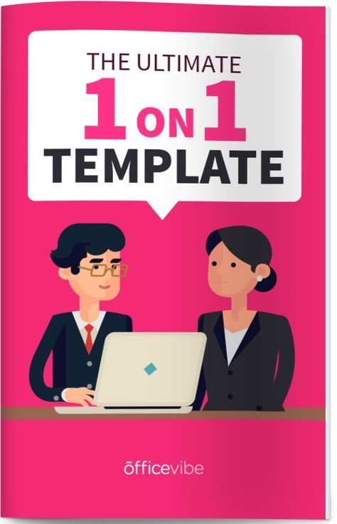 The one-on-one meeting is the most important tool you have as a manager. Learn how you can have better one-on-ones with this guide (free template included).