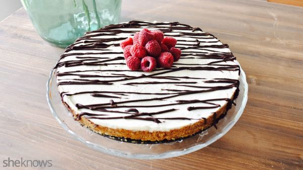 This delicious quark cheesecake is high in calcium and loaded with vitamins