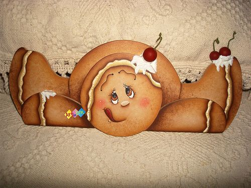 Gingerbread Man -- Could be a Paver