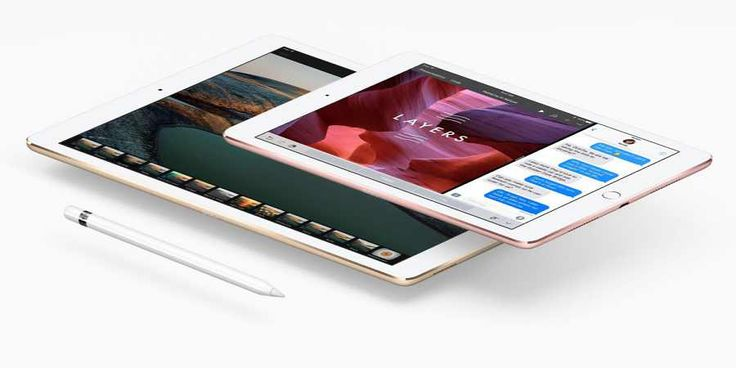 New iPad with 10.5-inch screen expected to come this year