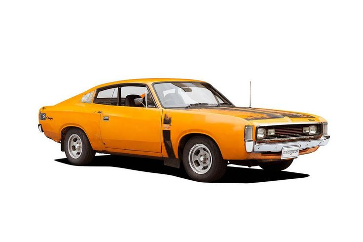 1971 Chrysler Valiant VH Charger R/T E38 Coupe