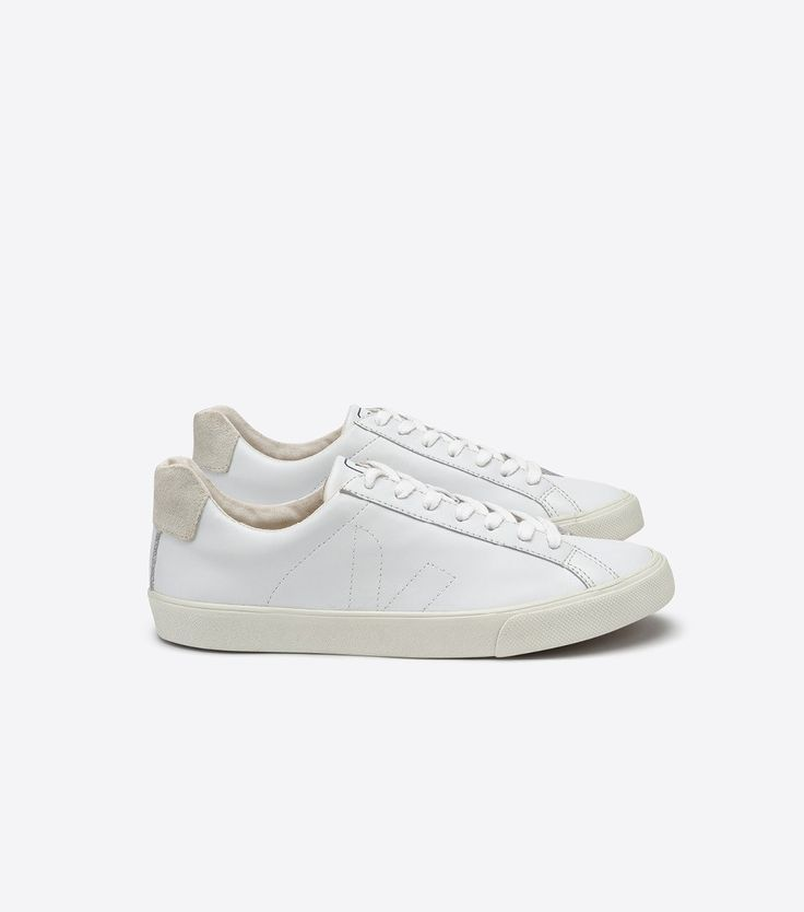 baskets blanches Esplar Veja - éco-conçues (collection permanente) 99 euros
