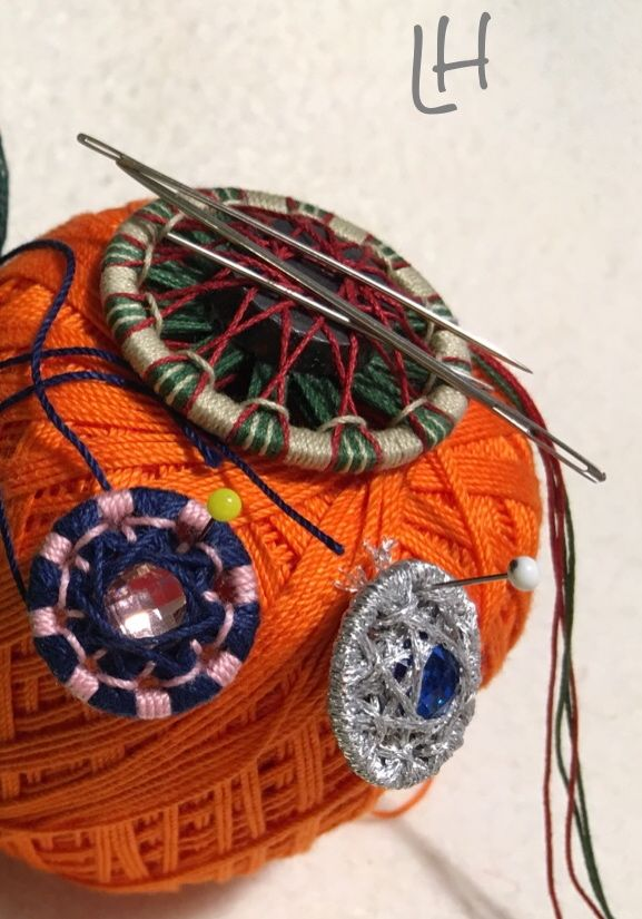 Basket Weaving Exeter : Best images about buttons to make on