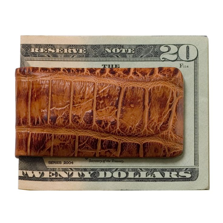 Money Clip | Moore and Giles Inc.