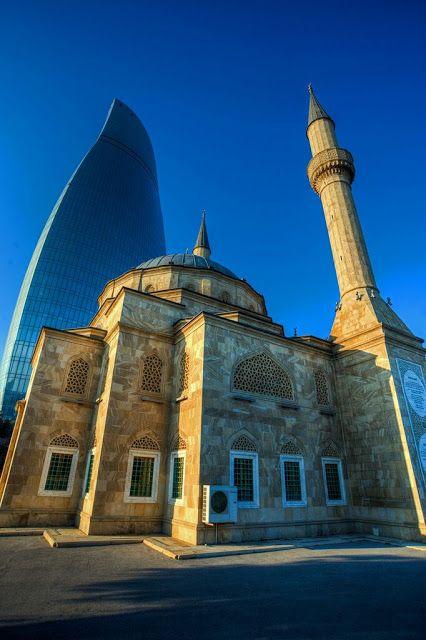 Baku , #Azerbaijan.