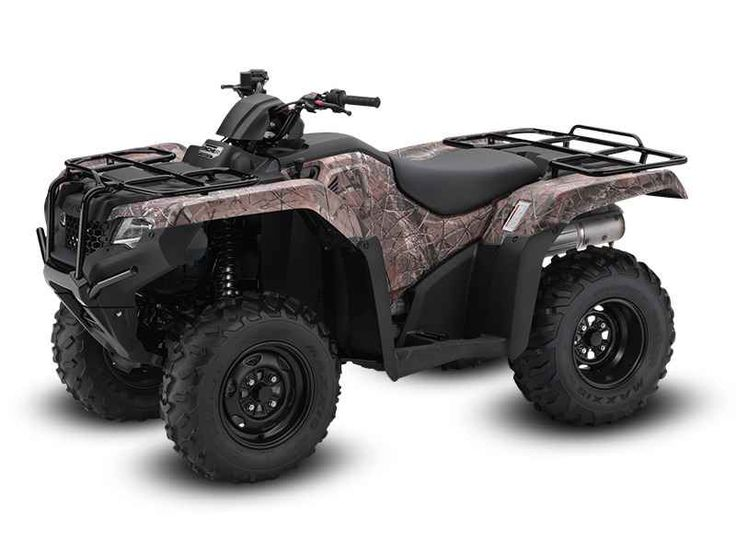 New 2017 Honda FourTrax Rancher 4X4 Honda Phantom Camo ATVs For Sale in Tennessee.