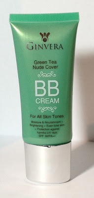 Ginvera BB Cream: keep trying new things but always come back to this.