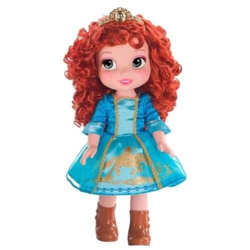 Princesas-My First Disney Princess Merida Mimo 6354