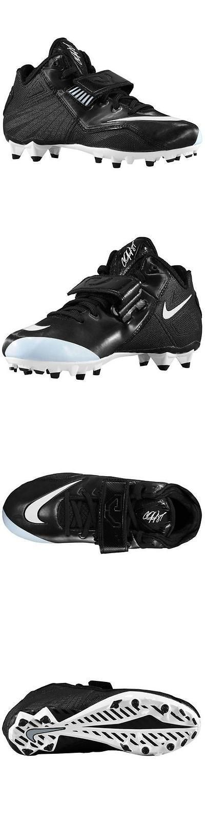 Youth 159118: New Nike Cj Strike 2 Td Calvin Johnson Youth Boys Football Cleats - Black/White -> BUY IT NOW ONLY: $47.49 on eBay!