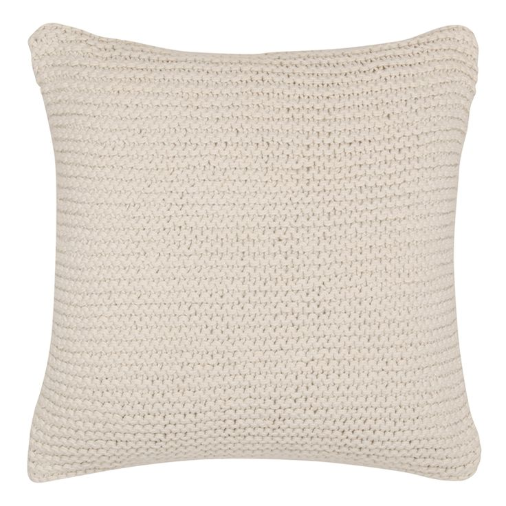 cushion chunky knit 50x50cm