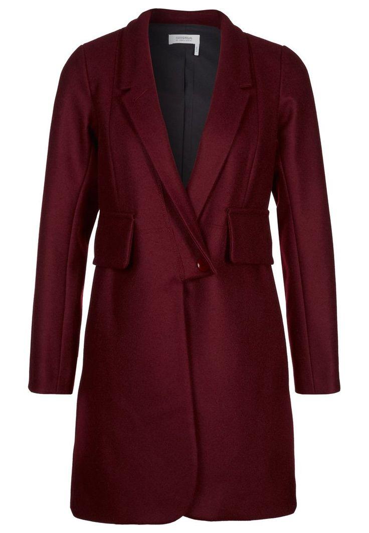 Sonia Rykel coat #red