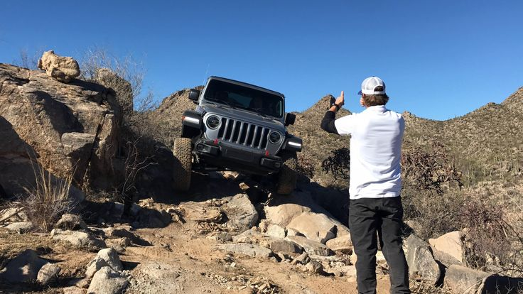 2018 Jeep Wrangler (Sinclair Broadcast Group / Jill Ciminillo)