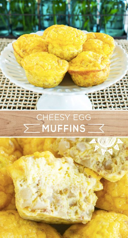 On busy school mornings, it's great to have quick grab-and-go breakfast options for you and your family. These Cheesy Egg Muffins are filled with protein-rich and kid-friendly ingredients like MARY KITCHEN® Corned Beef Hash and shredded cheddar cheese. Convenient and budget-friendly, this breakfast hack will fill up your family and give them the energy they need to kick start their day!