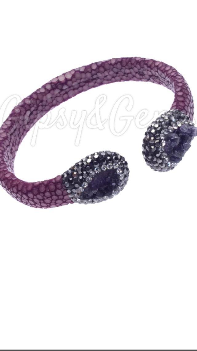 Gipsy&Gems stingray bracelet
