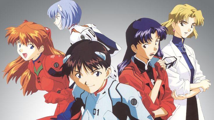 GR Anime Review: Neon Genesis Evangelion - YouTube