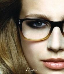 Les lunettes Cartier - eyewear - eyeglasses - sunglasses - brillen en zonnebrillen  http://www.optiekvanderlinden.be/cartier.html