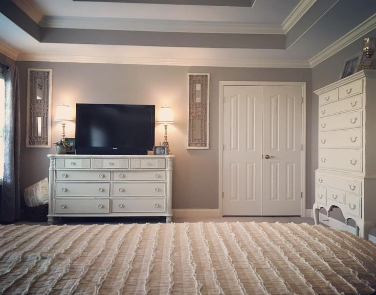 Master Bedroom Decor White Decor Perfect Greige By