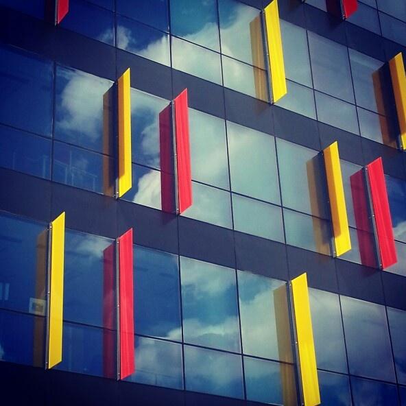 Office building - Bucharest by Point Zero & Zebra3