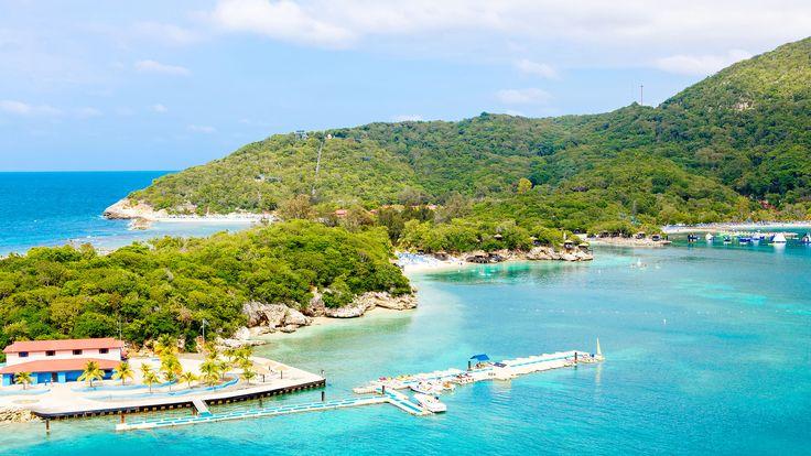Labadee: la zona turística de Haití