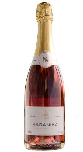 The Greek Wine Experience   Karanika Brut Rose