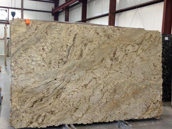 Delightful Typhoon Bordeaux Granite Slab 27946