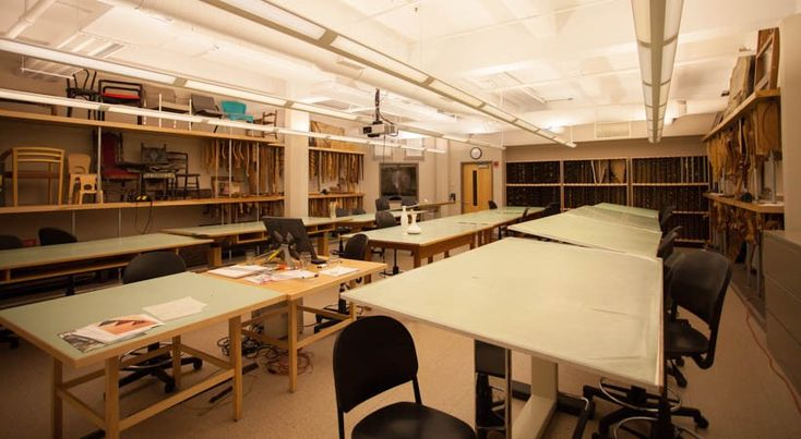 Furniture Design Classroom 17F 505 | Kendall College of Art and ...