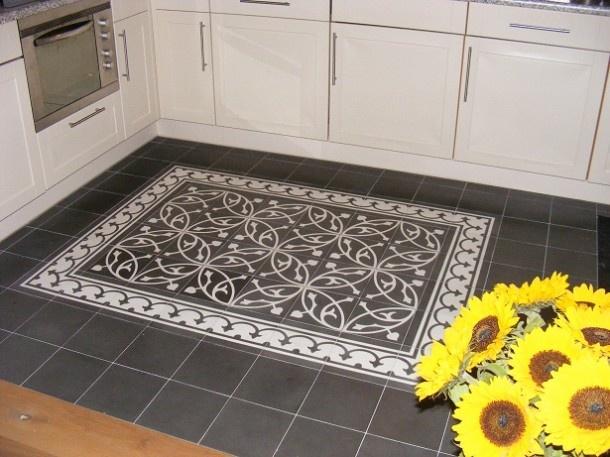 Tegels voor het stoepje nieuw huis pinterest tegels patroon en veranda - Patroon cement tegels ...