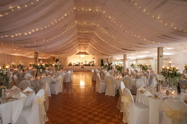 A large Hall space in Hobart, is perfect as a blank canvas as a Tasmanian wedding venue