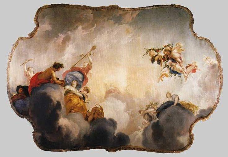 Aankoopjaar1999 ObjectcategorieSchilderijen Periode1700-1800 Materiaaloil on canvas Afmetingen Hoogte: 410 cm = 161 3/8 in. Breedte: 595 cm = 234 1/4 in. MuseumAmsterdam, Bijbels Museum