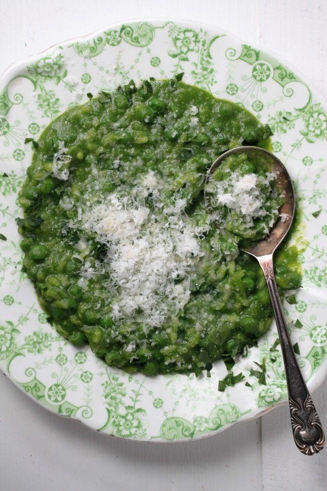 Green Pea Risotto Graded-4870