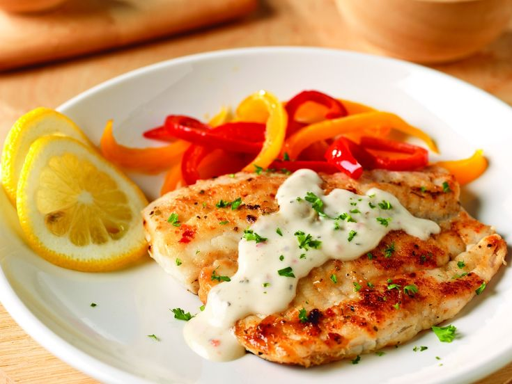Try out this tasty tilapia fish dish! Who says eating healthy fish has to be boring?