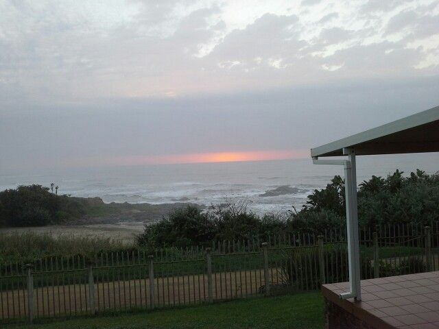 Sunrise ! Port Edward, South Coast, Kwa Zulu Natal. This picture takes my breath away, I can almost taste the salt in the air. Oh, how I miss the sea.